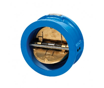 AH Series Dual plate wafer check valve