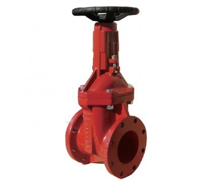 AZ Series Resilient seated OS&Y gate valve