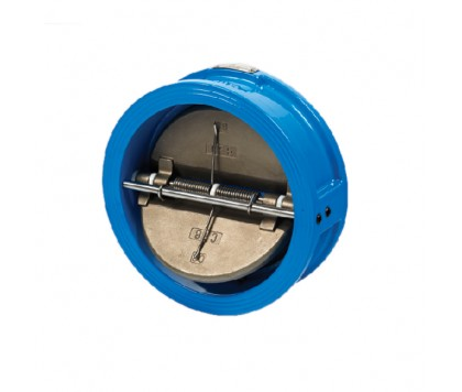 EH Series Dual plate wafer check valve