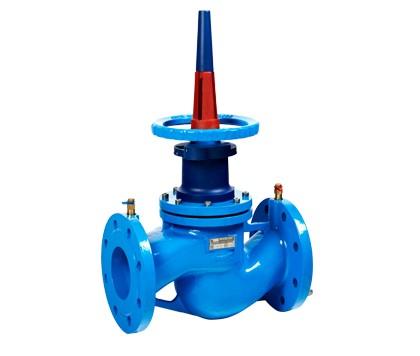 TWS Flanged static balancing valve