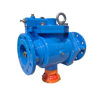 TWS Flanged type backflow preventer