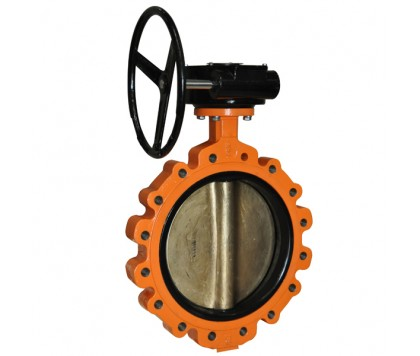 MD Series Lug butterfly valve