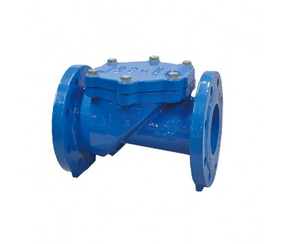 RH Series Rubber seated swing check valve