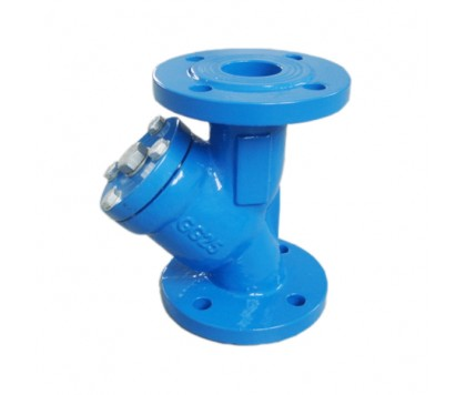 TWS Flanged Y Strainer According to ANSI B16.10
