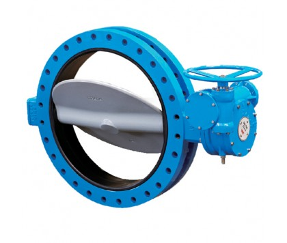 UD Series hard-seated butterfly valve