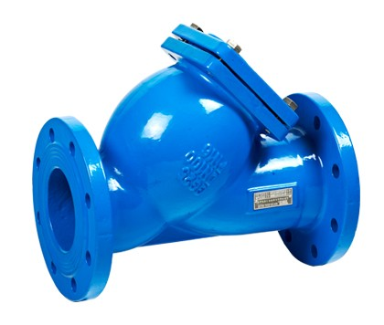 TWS Flanged Y strainer According to DIN3202 F1